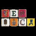 Alphabet by Rosenthal/Versace
